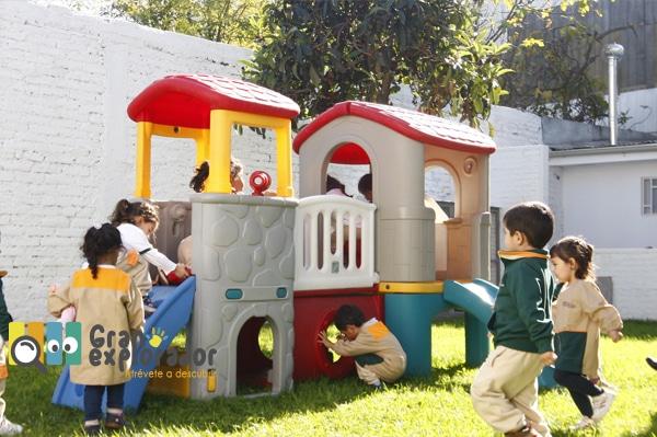 imagen del primer día en jardín infantil y sala cuna