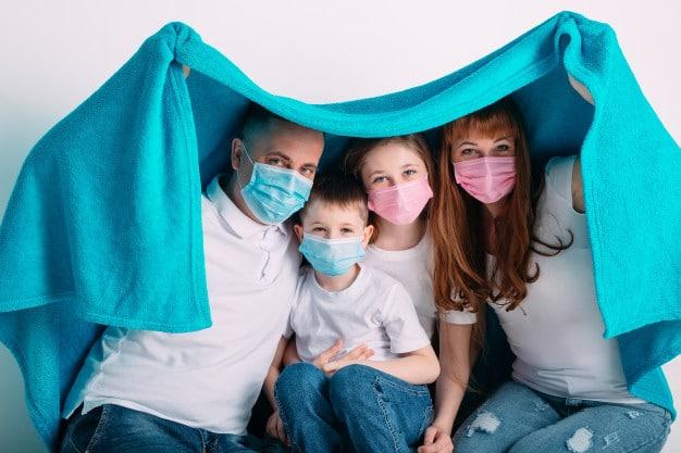 Bienestar de los más pequeños del hogar en período de cuarentena